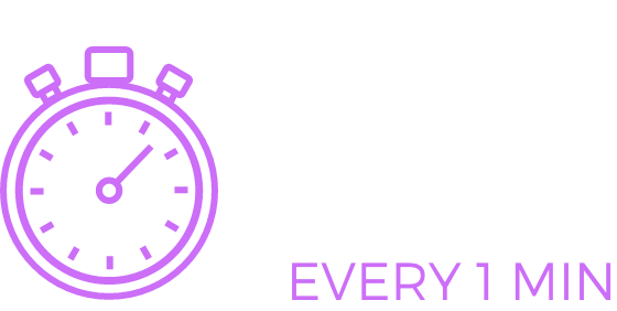 24 People Every 1 Minute